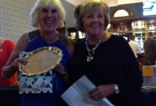 Annual Outing Winner - Margaret