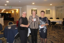Linda Henny-Scrafton Runner Up Player of the Year