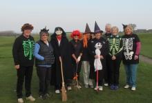 Halloween at Warren Ladies
