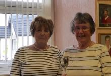 Challenge Cup Winner Joan