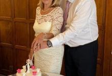 Beryl and Chris Wedding Day