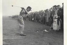 Arnie Palmer The Open, Royal Liverpool 1961