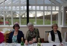 Joan McGowan, Captain Ceri, Carole Royles,